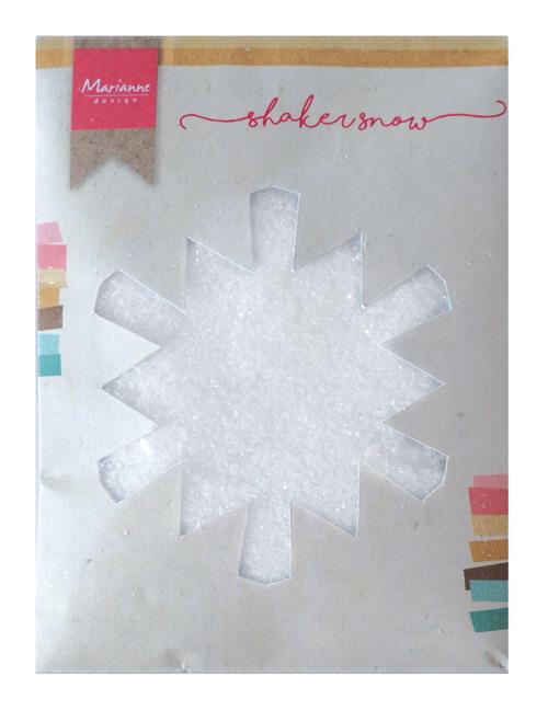Shaker snow 50 gram