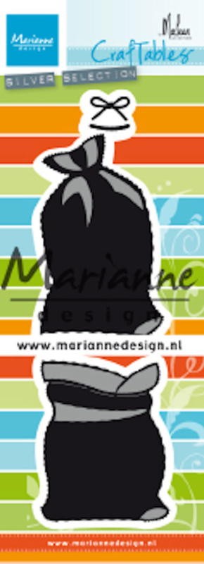 Craftables (CR1487) Presents bags by Marleen