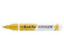 Ecoline brushpen gele oker 227