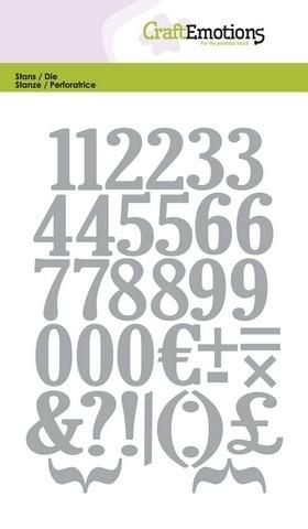 CraftEmotions Die (0503) cijfers