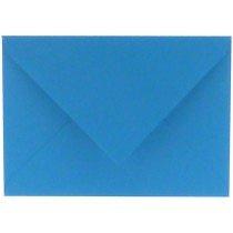 envelop rechthoekig 114x162mm - C6 korenblauw (965) lijkt op korenblauw 05