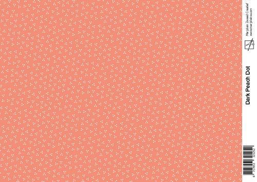 1252 dark peach dot