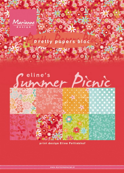 Paperbloc (PB7056) Eline's summer picnic