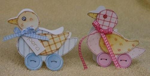 Voordeel-pakket: Baby-eendjes