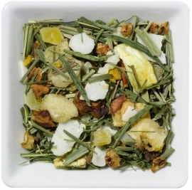 Bamboe thee met kruiden en vruchten de Caribbean love