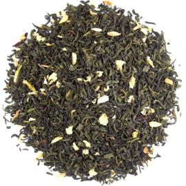 Groene thee met jasmijnbloesem