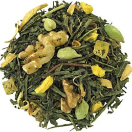Groene thee, Monnikenpad.