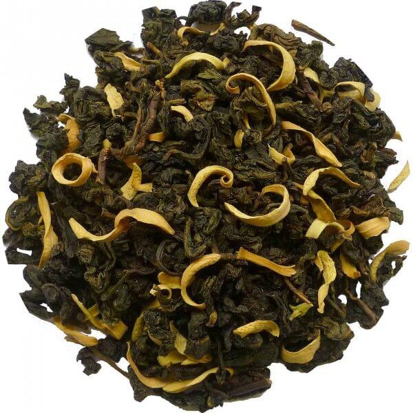 Sinaasappelbloesem Oolong thee