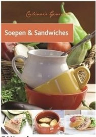 kookboek Soepen en Sandwiches