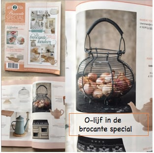 BLOG, O-LIJF IN DE BROCANTE SPECIAL