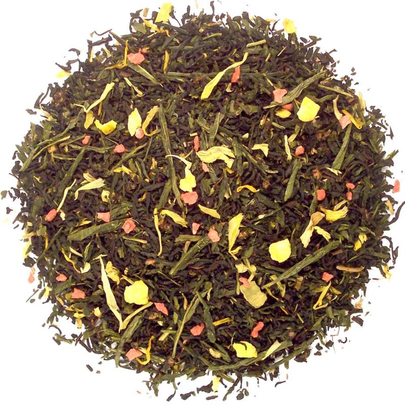 Groene- en Zwarte theemelange, Vriendinnen thee