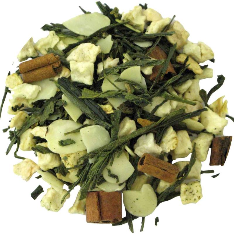 Zomer love, Groene thee met fruit en specerijen