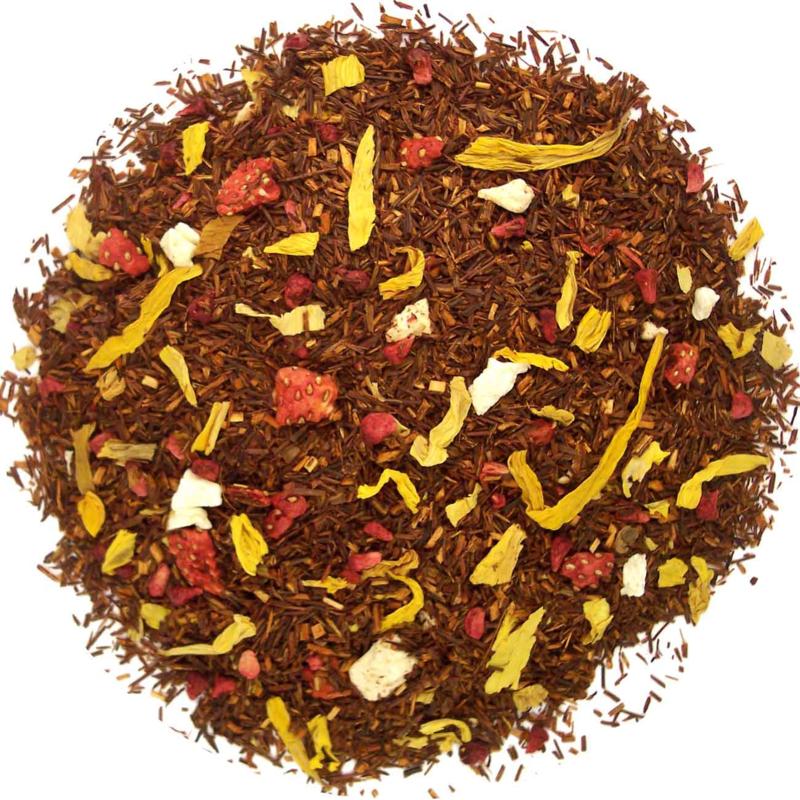 Rooibos thee,vruchten thee, Vuurtoren