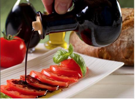 Balsamico azijn_vruchtenazijn_olijf