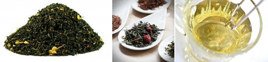 Groene thee_losse groene thee_gemelangeerde thee_secha_o-lijf
