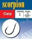 Karper Haken Albastar Scorpion