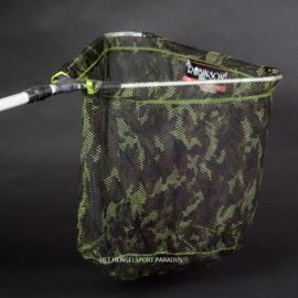 Set: werphengel-landingsnet camouflage-molen+ lijn
