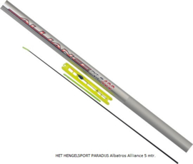 Put-In Set Albatros Alliance 5mtr.