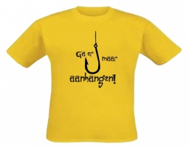 Vishaak T-shirt Met Tekst