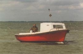 Visboten te huur `t Zagertje Oosterschelde