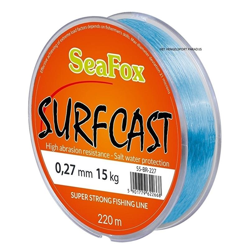 Sea Fox  Surfcast Zeevislijn