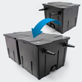 SunSun CBF-350B Bio-vijverfilter 60000L Continu filter-upgradeset 1