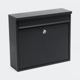 Brievenbus; Wandbrievenbus, Mailbox Type V13 antraciet