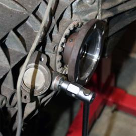 Oliepan dopsleutel set 12 stuks Oliecarter moersleutel personenauto gereedschap