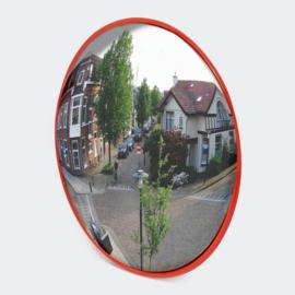 Panorama spiegel; overzichtsspiegel 45 cm; Bewakingsspiegel.