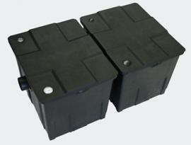 Bio vijverfilter voor vijvers tot 60.000 liter, type CBF-350B