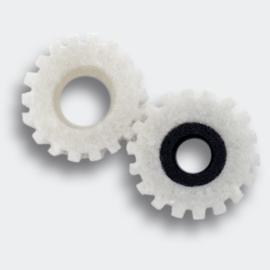 SunSun JX01 spons voor luchtfilters voor luchtopeningen in aquariums.