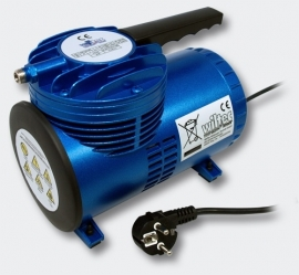 Mini Airbrush Compressor Model AS06