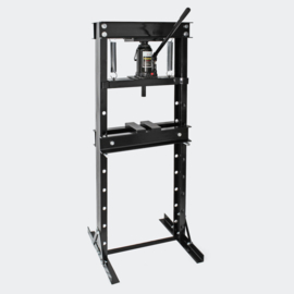XPOtool 20T Black Edition hydraulische pers, werkplaatspers, framepers.