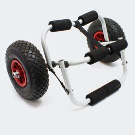 Aluminium Kano transportwagen; opvouwbaar tot max. 45 kg