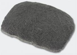 Filtermateriaal; Koolstof, 450 gram