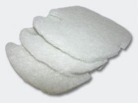 Filtermateriaal; Filterwol - Filtervlies