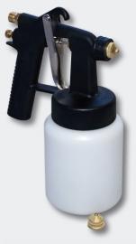 Professioneel Kunststof Spuitpistool HS-472P 0.8mm Nozzle