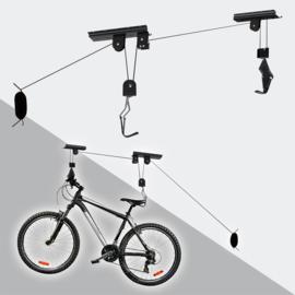 Fietslift plafondhouder 20kg fietsgaragehouder fietshouder