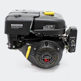 LIFAN 177 Benzinemotor 6.6kW (9.0Pk) 4-Takt 25,4mm luchtgekoeld, electrische starter.