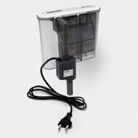 SunSun HBL-303 Hang on Filter / Aanhangfilter 350l/u tot 40l Aquarium.