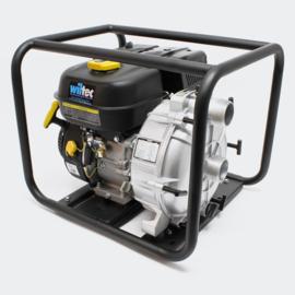 "LIFAN benzine afvalwaterpomp 36.000l/u 26m 4,8kW 6,5Pk 50mm 2"""