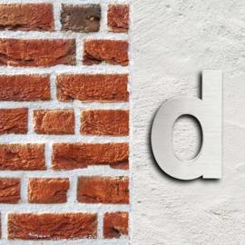 Huisnummer (letter) d