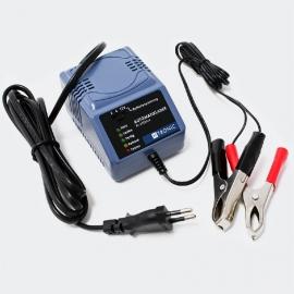 H-Tronic AL 600plus; 2/6/12V Automatische Lader, Druppellader, Acculader.