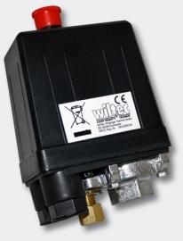 Mechanische drukschakelaar voor compressor - SK-8, 230V, Pressostaat