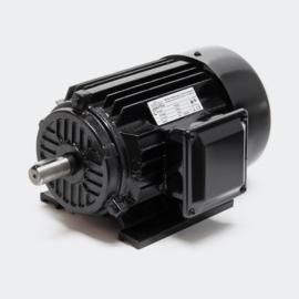 3-fase. Elektromotor 2-polig 400V 1,5kW 2 PK met aluminium wikkeling