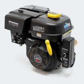 LIFAN 168 Benzinemotor 4.8kW (6.5Pk) 4-Takt 20mm luchtgekoeld, electrische start.