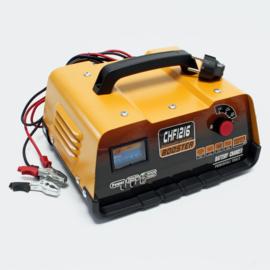 Acculader CHF1216 voor 6 V / 12 V, Accu-lader