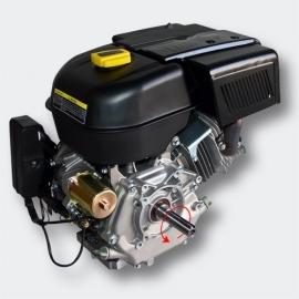 LIFAN Benzinemotor 10,5kW/15PK E-start, 25,0mm Q2