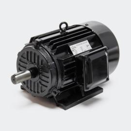 3-fase. Elektromotor 2-polig 400V 3kW 4 PK met aluminium wikkeling