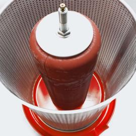 Hydropress 20 liter 3 bar roestvrijstalen fruitpers ciderpers